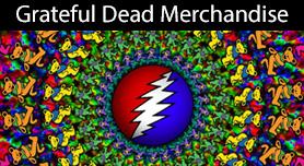 Grateful Dead Merchandise
